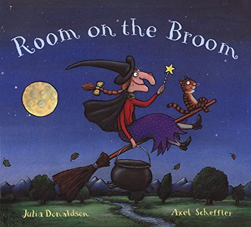 Halloween Reading Comprehension Grade 3 (Room on the Broom)