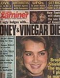 National Examiner 1983 Feb.1 Brooke Shields,Tootsie,