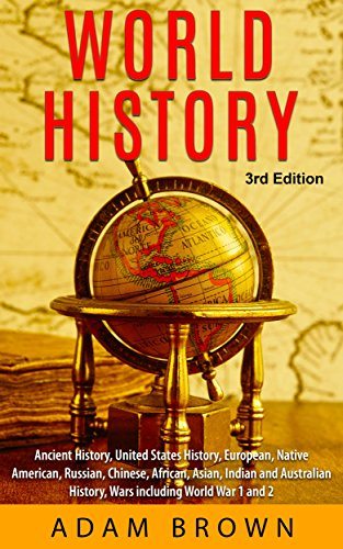 World History European Australian including ebook product image