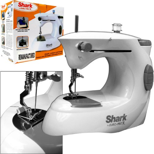 Amazon Shark By EuroPro Sewing Machine 40A Awesome Euro Pro Denim And Silk Sewing Machine