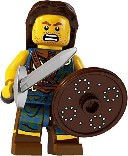 LEGO Figurines à Collectionner: Scottish Highland Battler Mini-Figurine (Série 6) LEGO® 8827 B006US8TCW