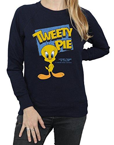 Armada Tweety Tunes Looney Pie Classique Femme D'entraînement Chemise qHW0zFB