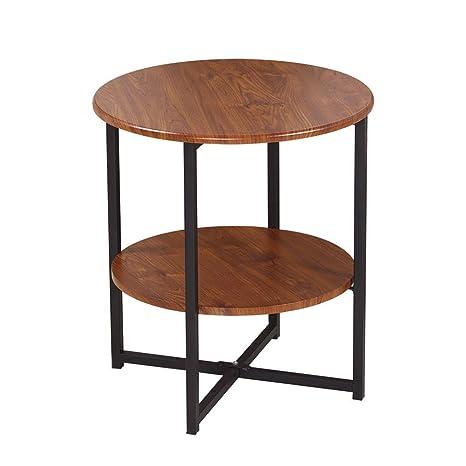 Amazon.com: ZHAOYONGLI Manteles laterales, mesa auxiliar de ...