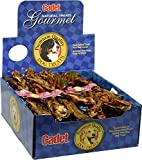Cadet Gourmet Braided Piggy Sticks, 12 Inch, 40 Count
