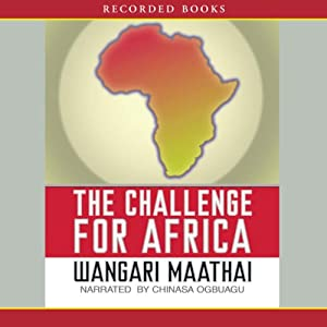 The Challenge for Africa Audiobook