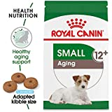 Royal Canin Small Aging 12+ Dry Dog Food for Senior Dogs, 2.5 lb. bag