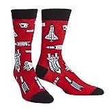 Sock It to Me, Men's Crew: Space Craft