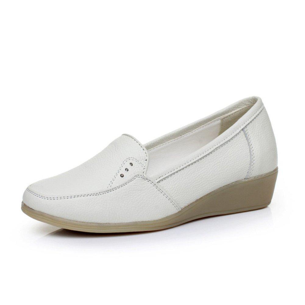 Damen Flache Flache Flache Schuhe Ende Der Sehne Pflege Schuhe