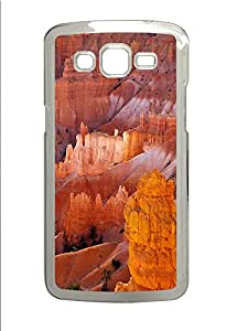 Samsung G7106 CaseUnforgettable Bryce PC Custom Samsung G7106 Case Cover Transparent
