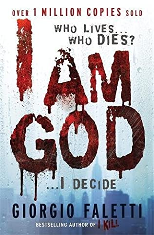 book cover of I Am God