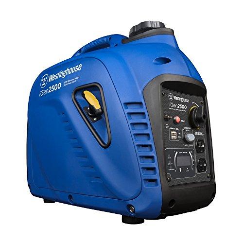Westinghouse iGen2500 Gas Powered Portable Inverter Generator