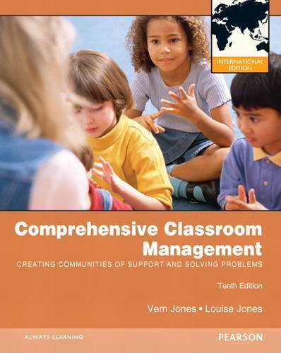 Download Comprehensive Classroom Management: Creating Communities of Support and Solving Problems pdf epub