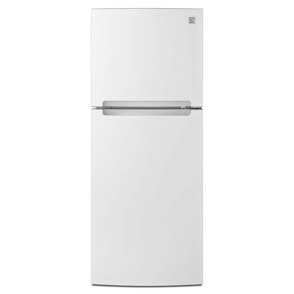 Kenmore 76392 10.7 cu. ft. Top-Freezer Refrigerator with Humidity-Controlled Crisper, White