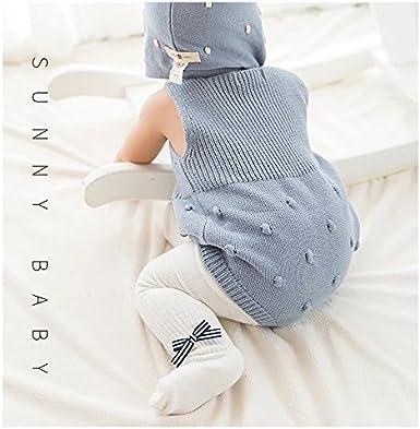 Vellette Bambina Calzamaglia neonata con Ghette per bambine e ragazze Jane in morbido cotone collant bambino neonato