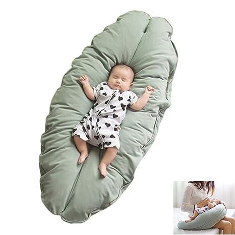 JUAN Pillow Almohada de Lactancia Múltiples Funciones Cómoda ...