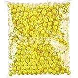 Veska .50 Caliber Yellow High Grade Paintballs 500, 1000, 2000