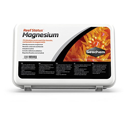 (Seachem Reef Status Magnesium Test Kit)