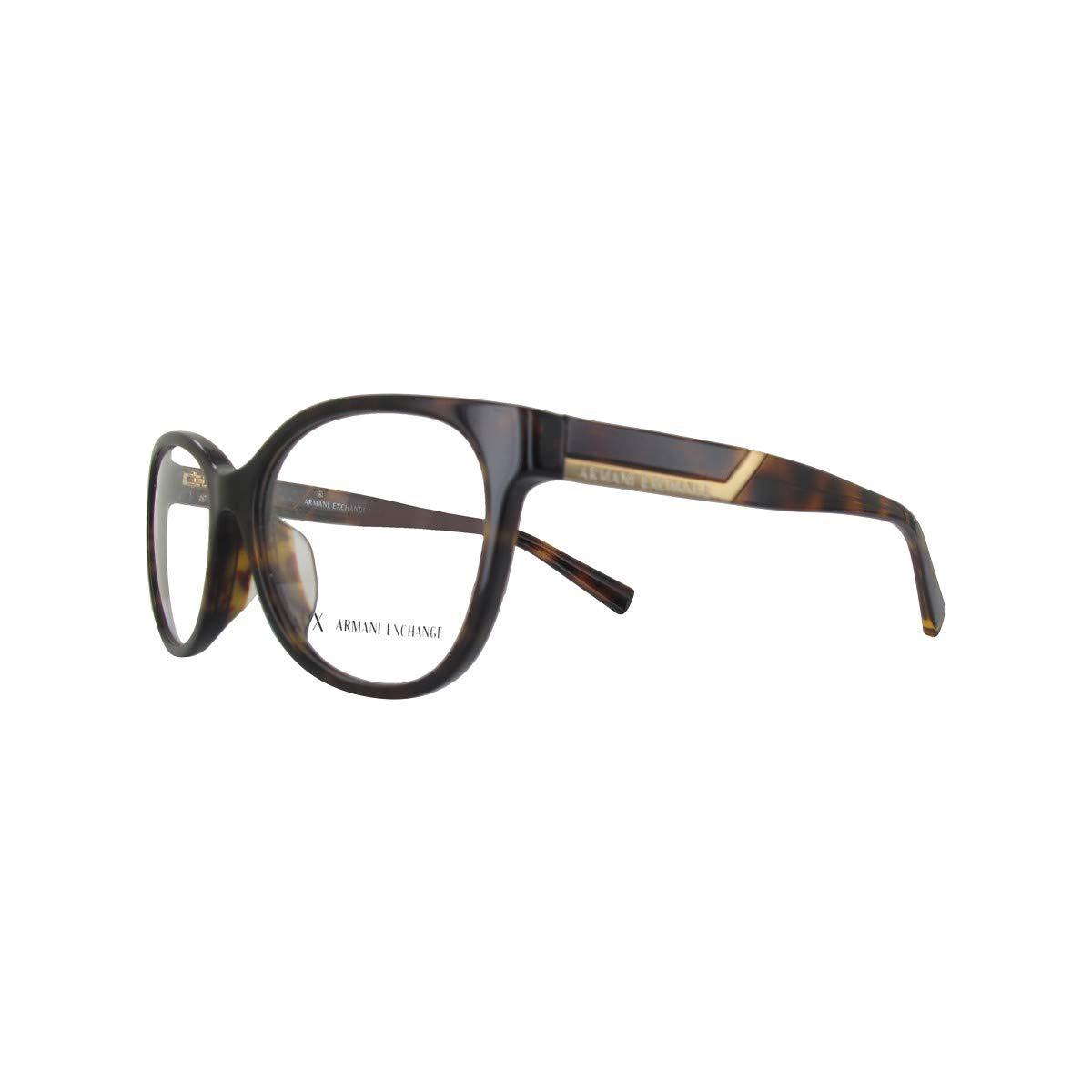 Amazon.com: Exchange Armani 0 ax3032 F Optical Full Rim ...