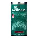 Best The Republic of Tea Hot Teas - The Republic of Tea, Get Wellness Tea, 36-Count Review