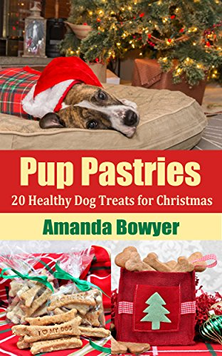 Pup Pastries Christmas Explained Infographic ebook product image