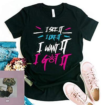 Ariana Grande 7 Rings Shirt, I Want It I Got It Shirt, Ariana Grande Merch, Ariana Grande Sweetener Tour, 7 Rings Tshirt, Thank You Next
