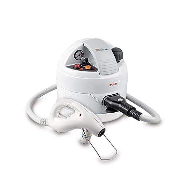 Polti Cimex - Eradicator limpiador a vapor para la desinfestación natural sin insecticidas de las chinches de cama con vapor seco de hasta 180°C°: ...