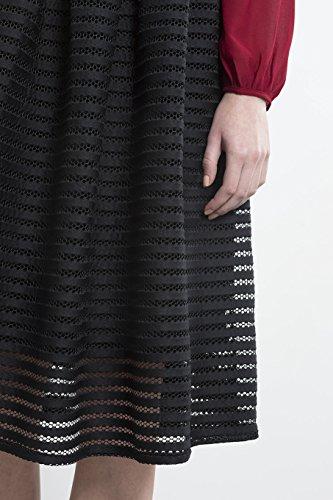 Wild Pony Jupe negro Fête De Couture 000016 Noir Femme rrq4dHw