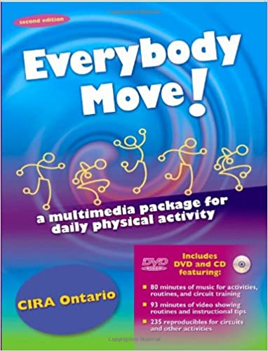Amazon Everybody Move 2nd Edition A Multimedia Package For