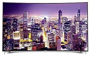 Grundig Fine Arts FLX 9591 SP 164 cm (65 Zoll) Curved Fernseher (Ultra-HD, HD...