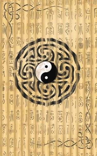Yin Yang Chinese Notebook: Spiritual Gifts / Chinese New Year Gifts ( Small Journal with Oriental Feng Shui Taijitu ) (T
