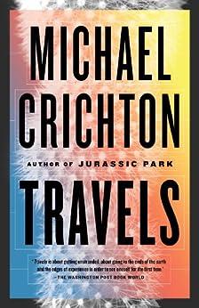Travels Michael Crichton ebook product image