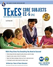 TExES Core Subjects EC-6 (291) Book + Online