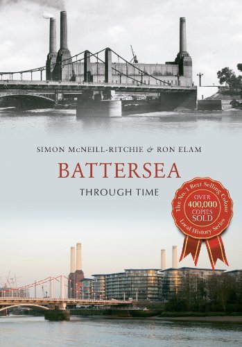 Battersea Through Time by Simon McNeill-Ritchie (13-May-2014) Paperback