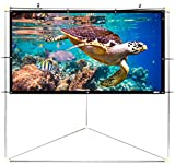 Best Pyle Audio Projection screens - Pyle 100