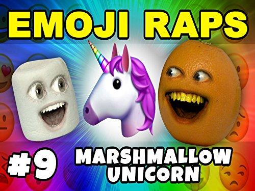 Unicorn Rap (starring Marshmallow) -