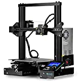 SainSmart x Creality Ender-3 3D Printer, Resume Printing V-Slot Prusa i3, for Home & School Use, Build Volume 8.7'' x 8.7'' x 9.8''