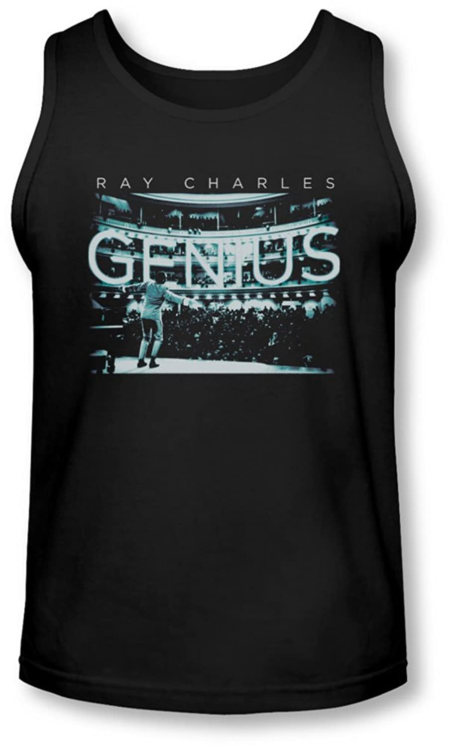Ray Charles - Mens Packed House Tank-Top
