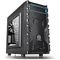 ADAMANT Compact Size Gaming Desktop PC INtel Core i5 7600K 3.8Ghz 8Gb DDR4 2TB HDD 240Gb M.2 SSD 650W PSU Nvidia GeForce GTX 1060 3Gb