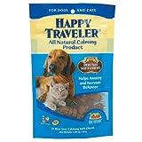 Happy Traveler Bite Size Soft Chews (75 Chews) 1.98 Ounces, My Pet Supplies