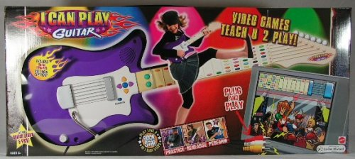 I Can Play Guitar System - Purple by Fisher-Price