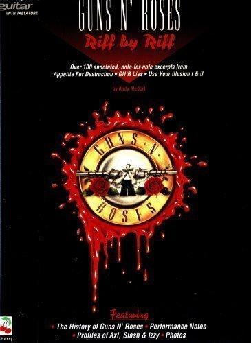 Guns N' Roses Riff by Riff