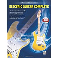 Ultimate Beginner Electric Guitar Complete: Book and DVD (Sleeve)