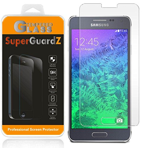 2 Pack Samsung Galaxy Alpha Anti Scratch product image