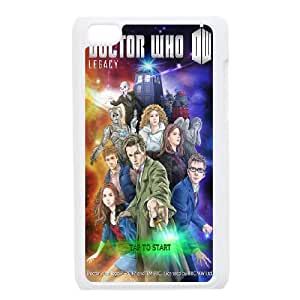 Doctor-Who iPod Touch 4 Case White NRI5100273