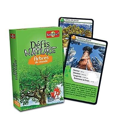 Défis Nature Arbres du Monde Jeu de Cartes, 200578