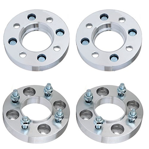 ECCPP Replacement for 4X110 Wheel Spacer hub Centric 4 Lug 1