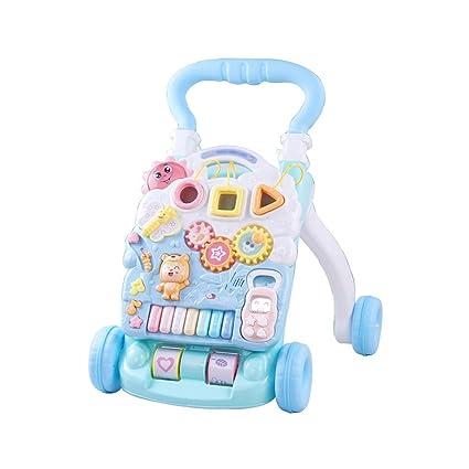 Andador de bebe Baby Walker Carrito 6-18 Meses Baby Rollover ...