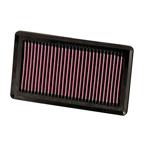 K&N 33-2375 High Performance Replacement Air Filter by K&N