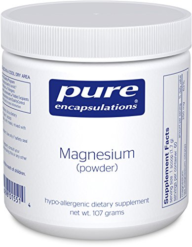 Pure Encapsulations Magnesium Supports Cardiovascular