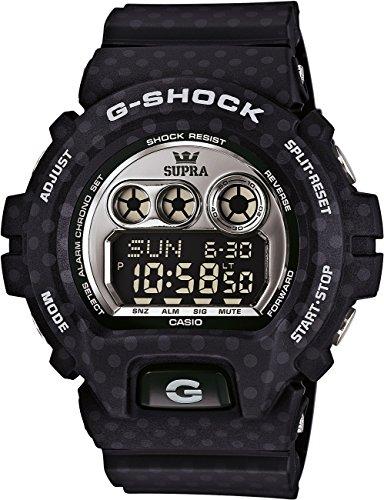 Casio G-shock Supra Collaboration Watch Gd-x6900sp-1dr Black Limited (Full Year 2006 Calendar)
